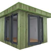 CHESTER 3 X 4m (door on shorter side)