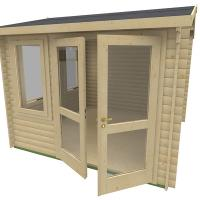 PHOENIX OFFICE SHED