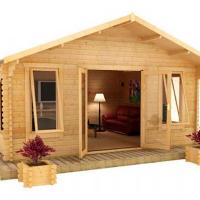 SUSSEX LOG CABIN