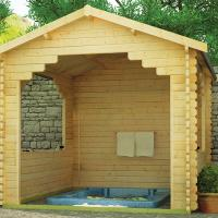 Wooden Shelter Classic